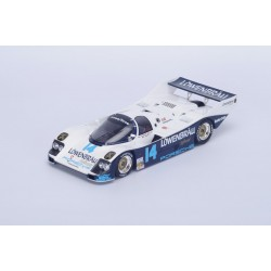 SPARK 18DA87 PORSCHE 962 n°14 1er 24H Daytona 1987