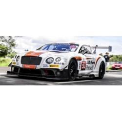 SPARK SB133 BENTLEY Continental GT3 Team Parker n°30