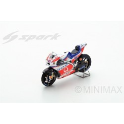 DUCATI GP 15 n°45 - Team Pramac DUCATI - Scott Redding 3ème  GP Pays-Bas  - TT Circuit Assen