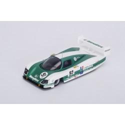 SPARK ROMU011 WM PEUGEOT LE MANS 1988 405 Km/h