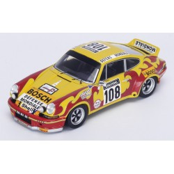 PORSCHE 911 Carrera RS n°108 Tour Auto 1