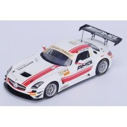 SPARK SA086 MERCEDES-BENZ SLS AMG GT3 n°1 1er Macau