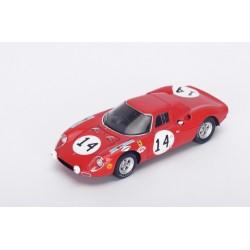 LOOKSMART LSLM041 FERRARI 250LM N°14 Le Mans 1968