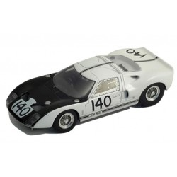 BIZARRE BZ269 FORD GT40 N°140 1000 KM Nurburgring 1964