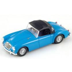 BIZARRE BZ380 MGA Twin Cam cabriolet 1958 bleu