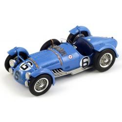 BIZARRE BZ556 TALBOT LAGO T26 GS n°6 LM51 L.Rosier – J.M.Fangio