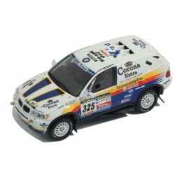 SPARK S0497 BMW X5 N°325 Dakar 2005 J.L. Monterde -R
