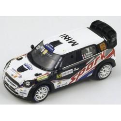 SPARK SF040 MINI JCW Spark N°69 Rallye de France WRC