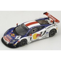 SPARK SF065 MCLAREN MP4-12C Loeb Racing N°9 1er Nava