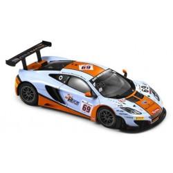 TRUESCALE TSM141822R MCLAREN 12C GT3 Gulf Racing n°69 24H Spa