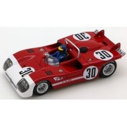 TRUESCALE TSM124307 ALFA ROMEO Tipo 33/3 1971 Watkins Glen 6
