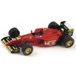 TRUESCALE TSM11FJ012 FERRARI 412 T2 F1 n° 27 Vainqueur GP Canada 1.43