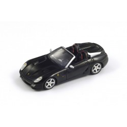 TRUESCALE TSM11FJ005 FERRARI SA Aperta 599 Roadster noir 2011