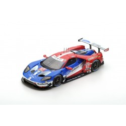 TRUESCALE TSM430104 FORD GT IMSA n°67 1er GTLM GP Monterey 2016
