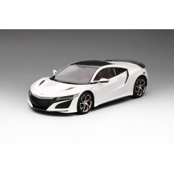 TOPSPEED TS0012 ACURA NSX 2017 130R Blanc Pack Fibre Carbone (LHD) 999 ex.