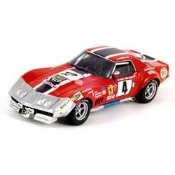 TRUESCALE TSM104325 CHEVROLET Corvette L88 NART n°4 15ème LM