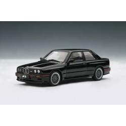 AUTOART 50562 BMW M3 SPORT EVOLUTION 1990 NOIRE