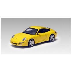 AUTOART 57882 PORSCHE 997 CARRERA S JAUNE
