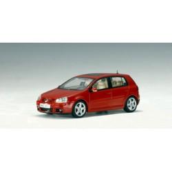AUTOART 59772 VW GOLF III 4P ROUGE METAL
