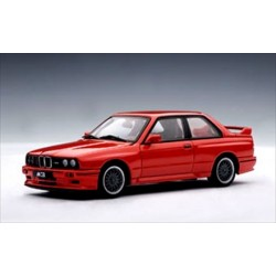 AUTOART 50561 BMW M3 SPORT EVOLUTION 1990 ROUGE