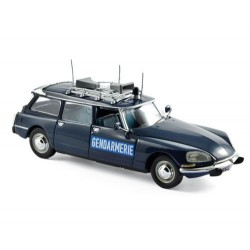CITROEN BREAK 21 1974 GENDARMERIE