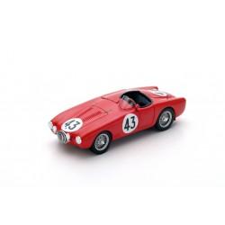 SPARK S4737 OSCA MT 4 n°43 Le Mans 1954 L. Macklin - P. Leygonie - J. Simpson
