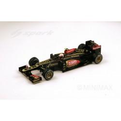 SPARK 18S099 LOTUS E21 N°8 2013 GP F1 Australie Romai