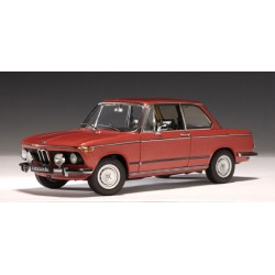 AUTOART 50512 BMW 2002 TII L ROUGE METAL