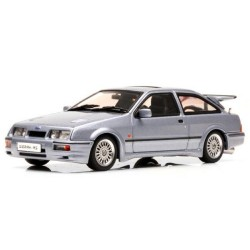 AUTOART 52863 FORD SIERRA RS COSWORTH SILVER 1.43