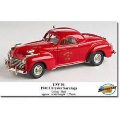 BROOKLIN MODELS CSV04 CHRYSLER SARATOGA 1.43