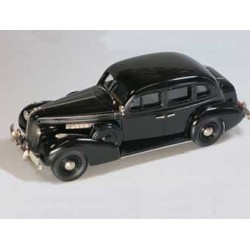 "BROOKLIN MODELS IPV39 BUICK SPECIAL ""NEW MEXICO"" 1938 NOIRE 1.43"