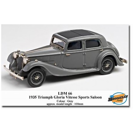 Lansdowne Models Ldm66 Triumph Gloria Speed 19356 143