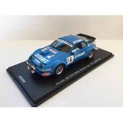 SPARK MAD005 Porsche 924 Carrera GTS Rallye Boucles 1982 Spa Ickx / Igrec