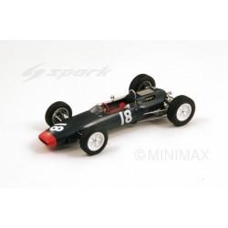 SPARK 18S081 LOTUS 25 BRM GP F1 MONACO 1964 N°18 6eme
