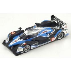 SPARK 08LM09 PEUGEOT 908 HDI-FAP N°9 Vainqueur  Le Mans 2009