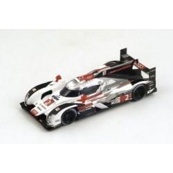 SPARK 08LM14 AUDI R18 e-Tron Quattro N°2 Vainqueur Le Mans 2014