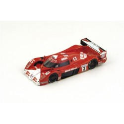 SPARK 08G008 TOYOTA GT One N°3 Le Mans 1999