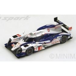 SPARK 08G002 TOYOTA TS030 Hybrid N°8 Le Mans 2014