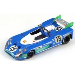 SPARK 08LM72 MATRA  MS670 N°15 Vainqueur Le Mans 1972