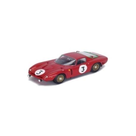 SPARK 08G012 BIZZARRINI N°3 Le Mans 1965