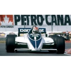 TAMEO CPK001 BRABHAM BT50 GP DU CANADA 1982