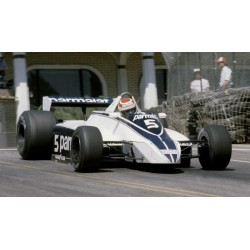 TAMEO CPK003 BRABHAM FORD BT49 GP DES ETATS UNIS/LONG BEACH 1980