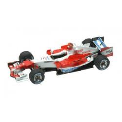 TAMEO SLK020 TOYOTA TF105 GP DE MALAISIE 2005