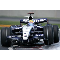 TAMEO SLK047 WILLIAMS TOYOTA FW29 1.43