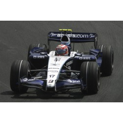 TAMEO SLK051 WILLIAMS FW29 07 No16/17 ROSBERG/NAKAJIM 1.43