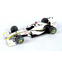 TAMEO SLK068 BRAWN GP BGP 001 2009 WINNER AUSTRALIE 1.43