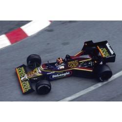 TAMEO SLK074 TYRRELL FORD 012 GP DE MONACO 1984