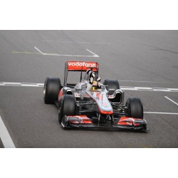 TAMEO SLK080 MCLAREN MERCEDES MP4-26 GP DE CHINE 2011