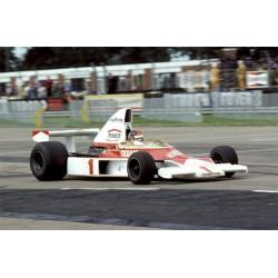 TAMEO SLK088 MCLAREN FORD M23 GP D'ANGLETERRE 1975
