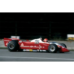 TAMEO SLK089 ALFA ROMEO 179 GP D'ITALIE 1979